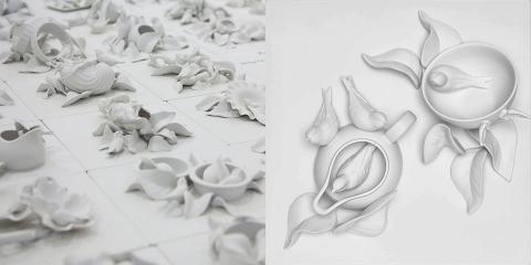 ssstendhal arte 8 ceramistas distintos David Marques