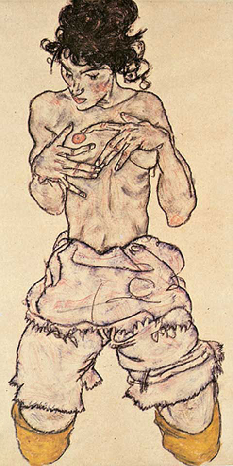 ssstendhal arte adults only schiele 02