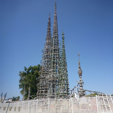ssstendhal arte antiarquitectura torres watts