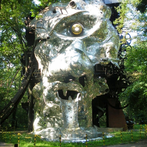 ssstendhal arte el rastro en la escultura le cyclop