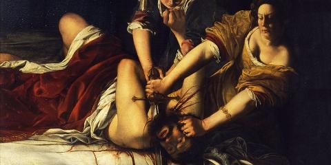 ssstendhal arte femme fatale artemisia gentileschi