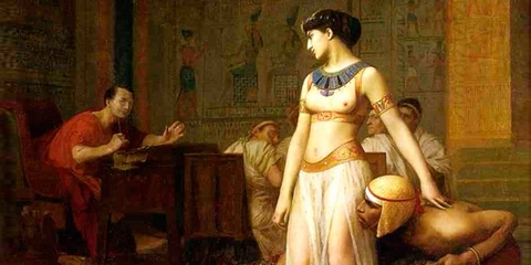 ssstendhal arte femme fatale cleopatra