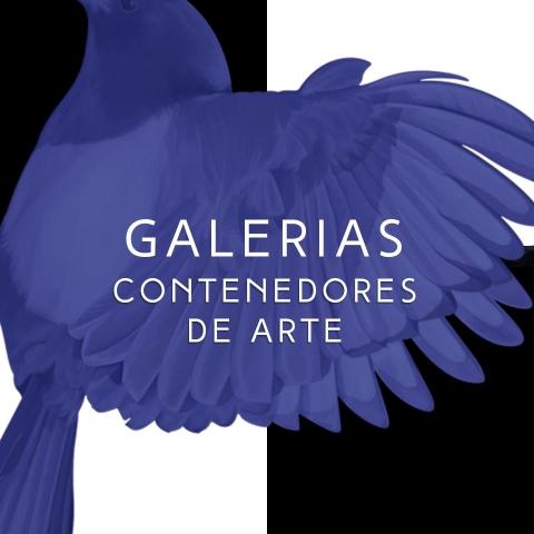 Galerías: contenedores de arte