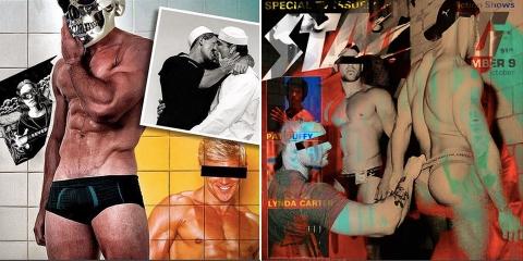 ssstendhal arte homo art mrlaserbeam