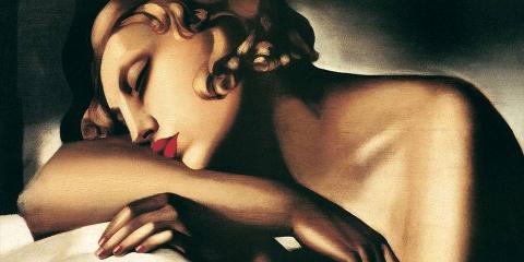 ssstendhal arte mujeres vanguardia tamara de lempicka