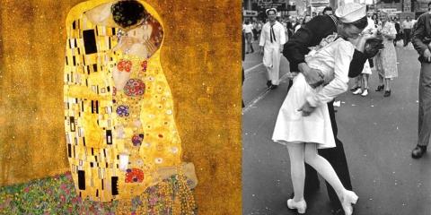 ssstendhal arte referencias visuales klimt Beatriz Dubois