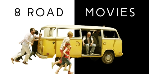 8 ROAD MOVIES