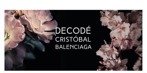 ssstendhal hipervinculo decode cristobal balenciaga