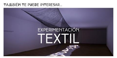 ssstendhal hipervinculo experimentación textil