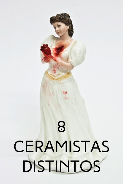 8 ceramistas distintos