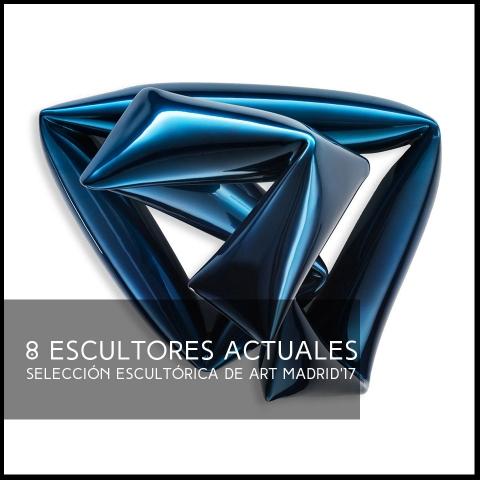 8 ESCULTORES ACTUALES