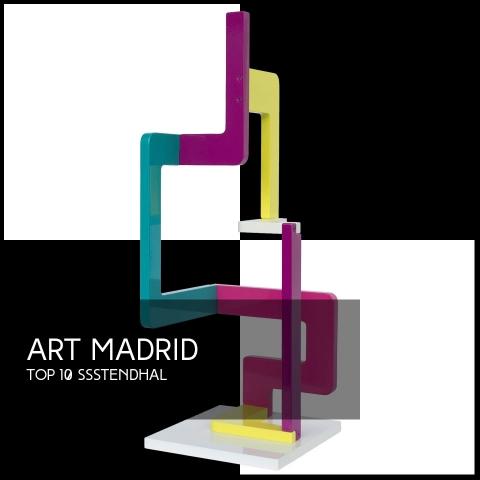 Art Madrid: Top 10 SSSTENDHAL