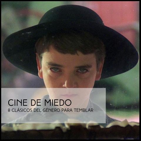 CINE DE MIEDO