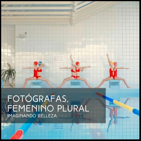Fotógrafas, femenino plural