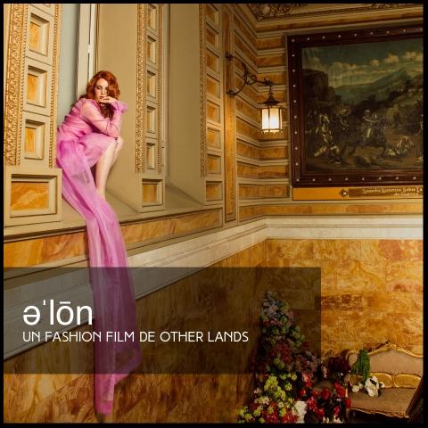 əˈlōn fashion film