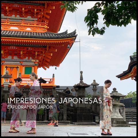 IMPRESIONES JAPONESAS