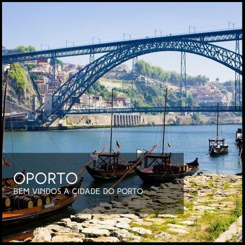 Oporto Bem vindos a cidade do Porto