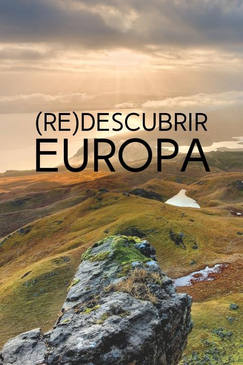 (RE)DESCUBRIR EUROPA