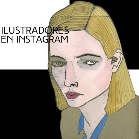 Ilustradores en Instagram