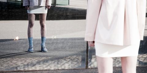 ssstendhal moda calzado del futuro muro