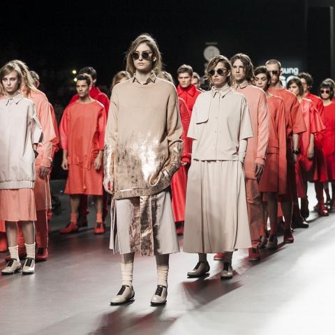ssstendhal moda david catalan no signal catwalk cuadrado