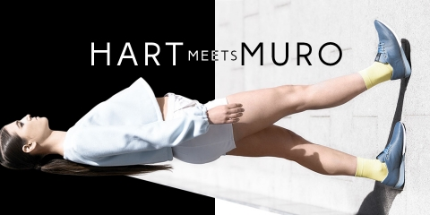 HART MEETS MURO