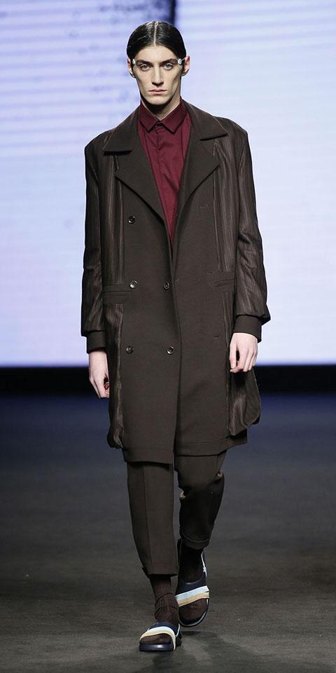 ssstendhal moda isometric sastreria conceptual psique abrigo
