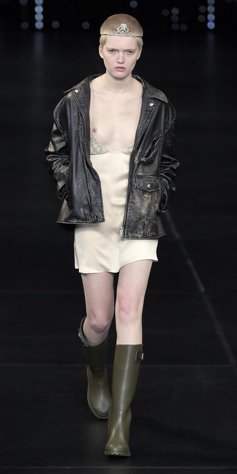 ssstendhal moda no gender YSL ruth bell