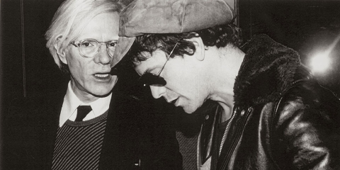 ssstendhal moda optica lou reed andy warhol