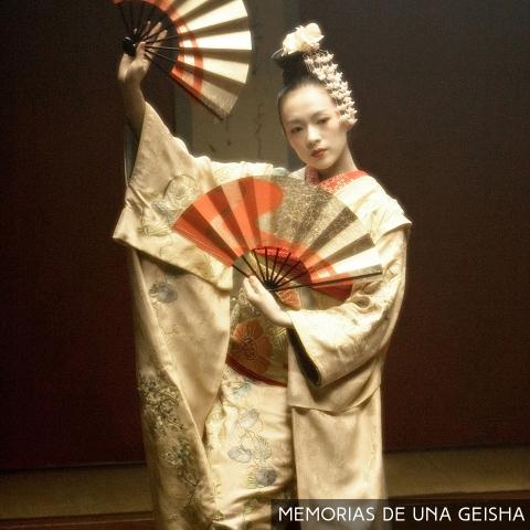 ssstendhal moda seda celuloide Memorias de una Geisha