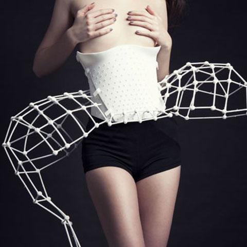 ssstendhal moda wearable tecnology impresion 3D 02