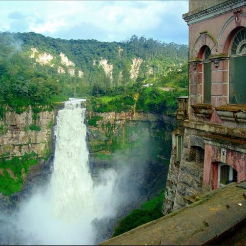 ssstendhal ocio 6 lugares magicos de sudamerica El Salto de tenjemada
