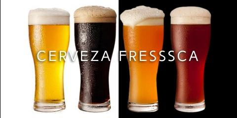 Cerveza Fresssca