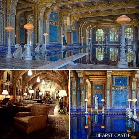 ssstendhal ocio ego esplendor hearst castle