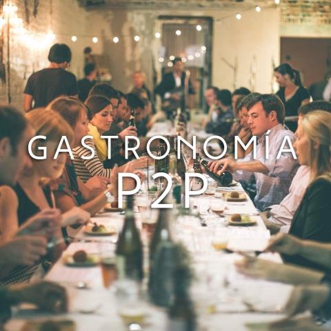 GASTRONOMÍA P2P