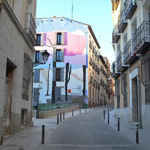 Madrid – Lavapiés