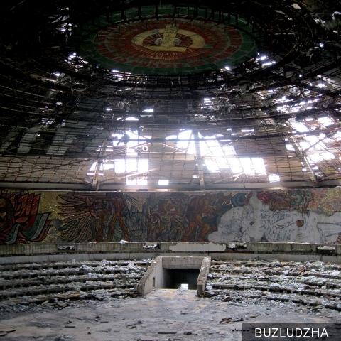 ssstendhal ocio un imperio en ruinas buzludzha 1