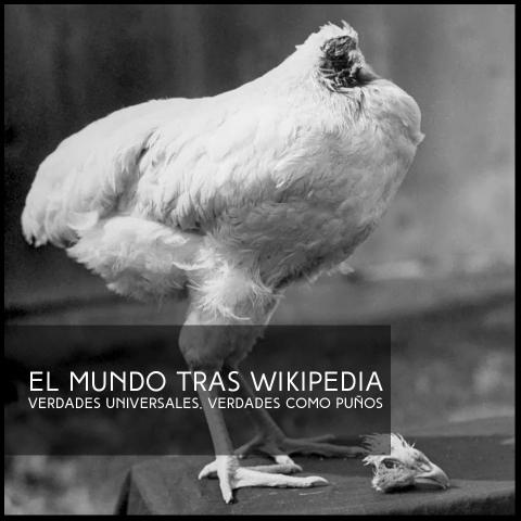 EL MUNDO TRAS WIKIPEDIA