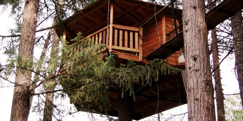 ssstendhal arte casas de arbol Out n About Treehouse Treesort 05