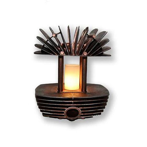 ssstendhal arte iluminate soac lampara piston