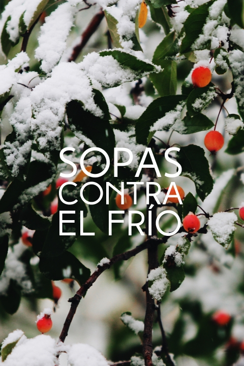 7 SOPAS CONTRA EL FRÍO