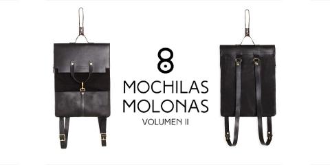 8 mochilas molonas VOLUMEN 2
