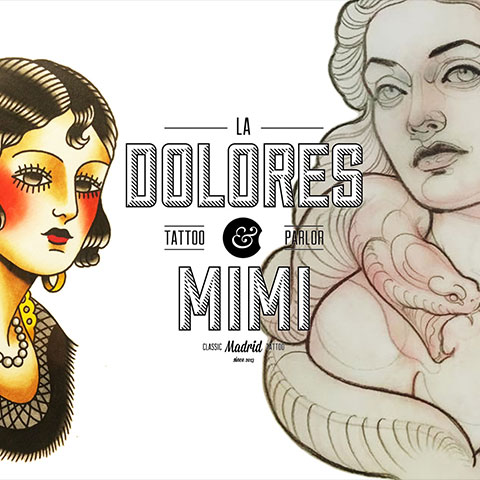 La Dolores & Mimi Tattoo