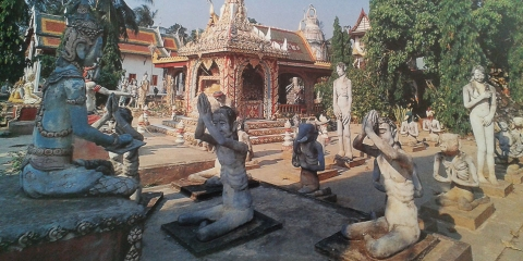 02 ssstendhal arte asia parques de esculturas the wat thawet tailandia