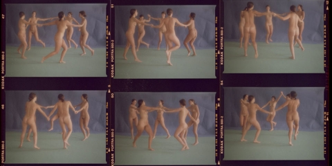 ssstendhal arte referencias visuales la danse