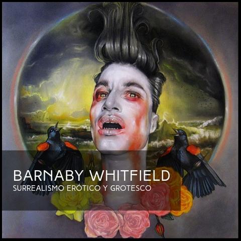 BARNABY WHITFIELD