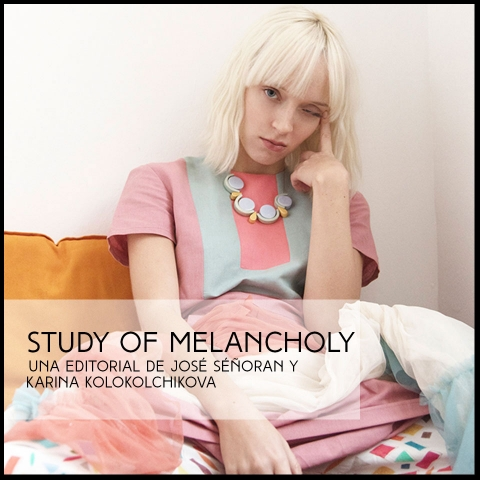 STUDY OF MELANCHOLY