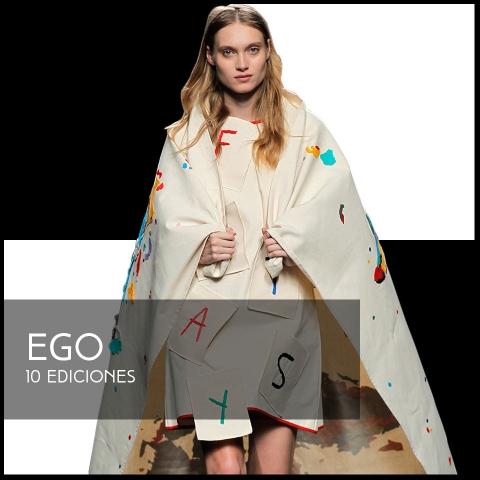 EGO 10 ediciones