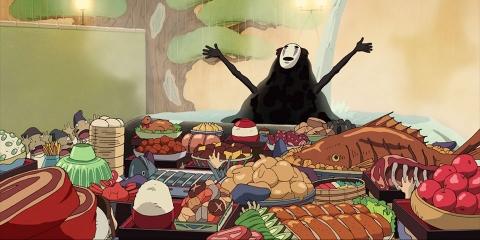 Ssstendhal arte cine gourmet el viaje de chihiro