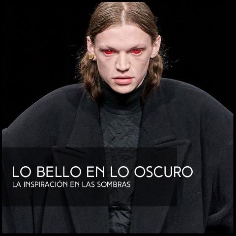 LO BELLO EN LO OSCURO